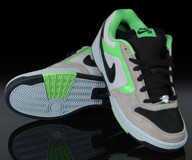 Nike Zoom Air Regime SB - Soft Grey / Black