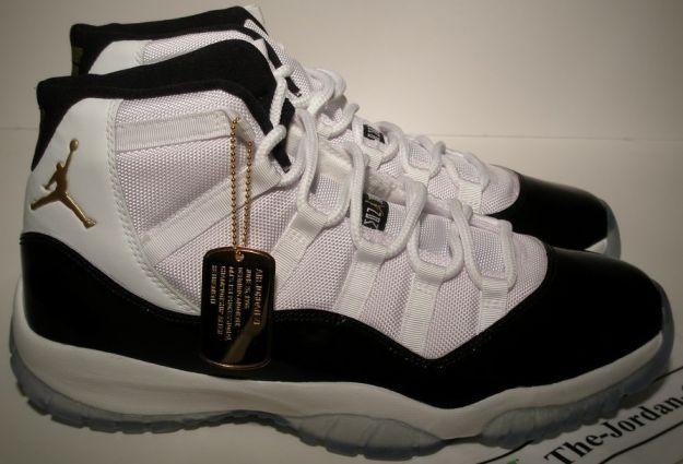 Air Jordan 11 (XI) Retro - Defining