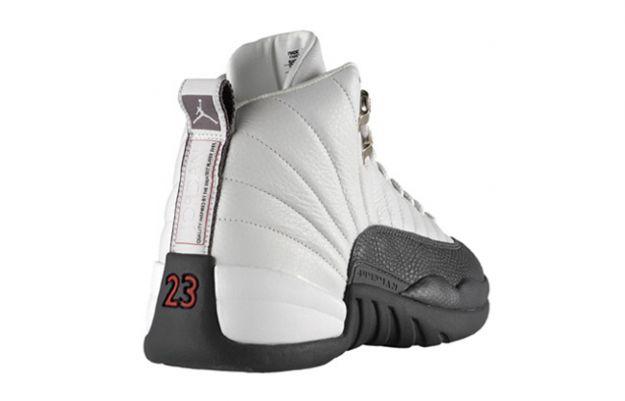 Air Jordan 12 (XII) Retro - White