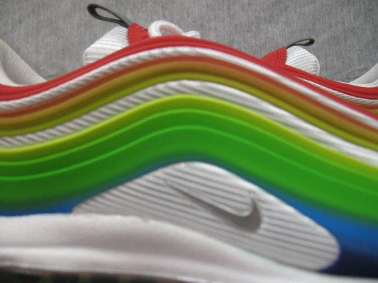 Nike Air Max 97 Lux - Rainbow