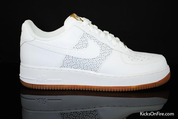 Nike Air Force 1 los mas comprados del mundo