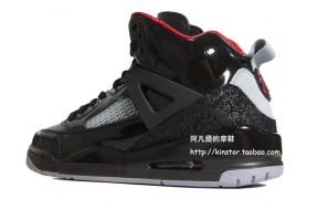 Air Jordan Spiz'ike – Stealth – Detailed Images