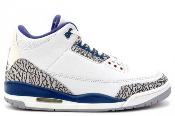 """Air Jordan III Retro """"True Blue"""""""