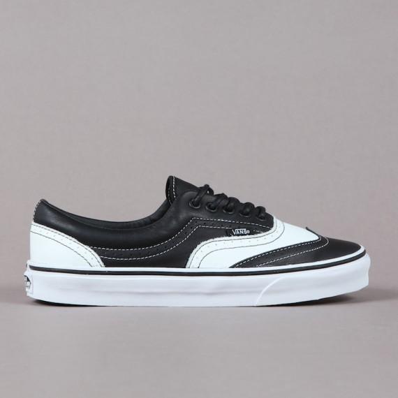 Vans Era Wingtip - Black / White