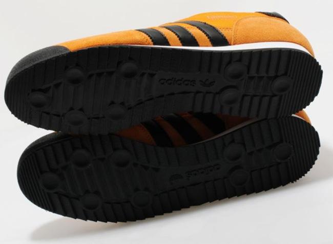 adidas Originals Dragon - Orange / Black • KicksOnFire.com