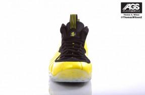 Nike Air Foamposite One Electrolime (A Closer Look)