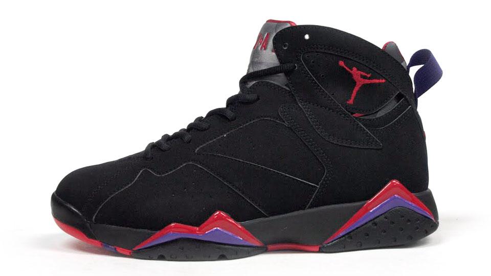 """Air Jordan 7 """"Raptors"""" (Video) (1)"""