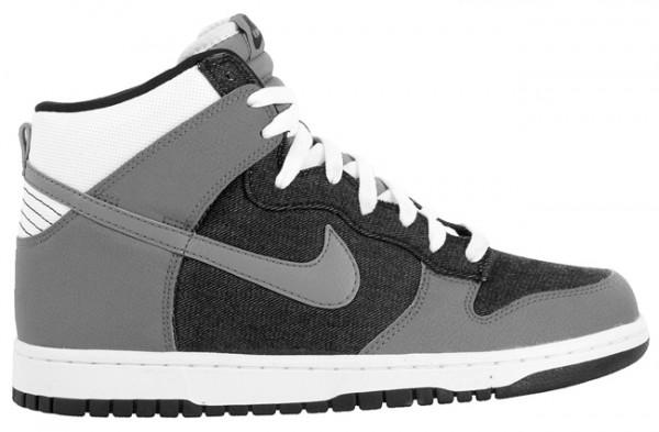 Nike Dunk High - Black / Cool Grey