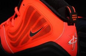 "Nike Air Penny V ""Crimson"" (New Images) (2)"