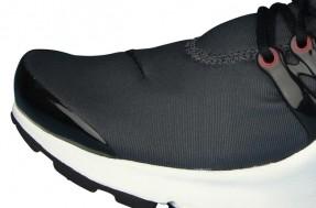 Nike Air Presto - Dark Grey & University Red (3)