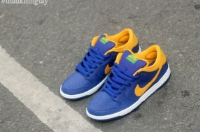 "Nike SB Dunk Low ""Brazil World Cup"" (5)"