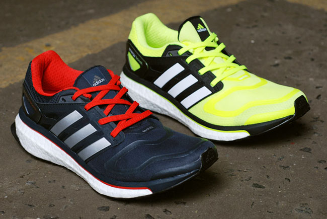 adidas Energy Boost - July 2013 Preview