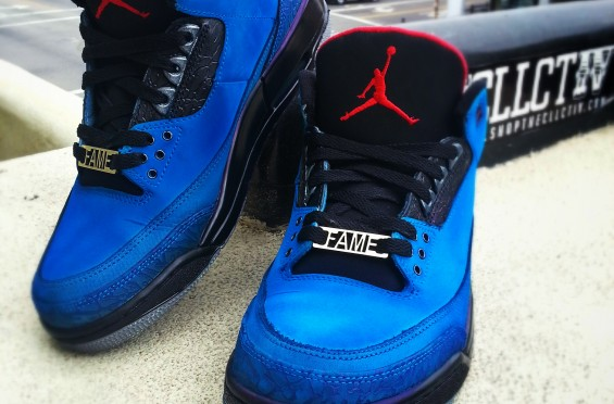 "Air Jordan 3 ""Eminem"" Customs (3)"