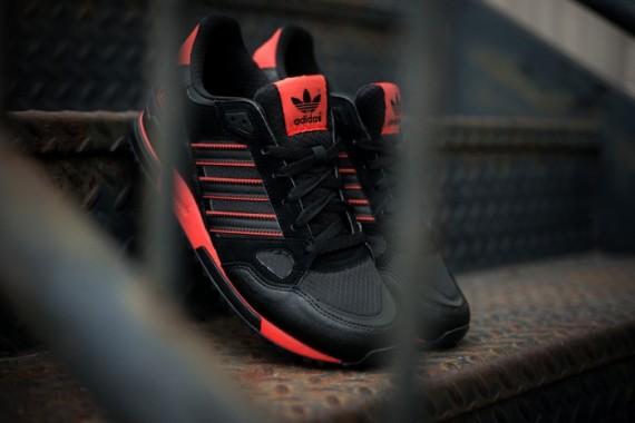 adidas Originals ZX 750 - Black / Red