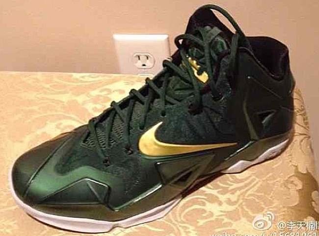 """Nike LeBron 11 """"St. Vincent–St. Mary"""