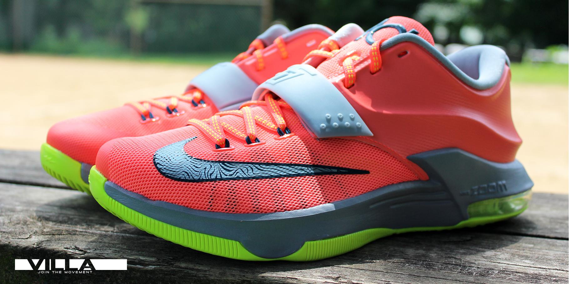 detailed look 3479c 51b90 Nike KD 7 35000 Degrees • KicksOnFire.com