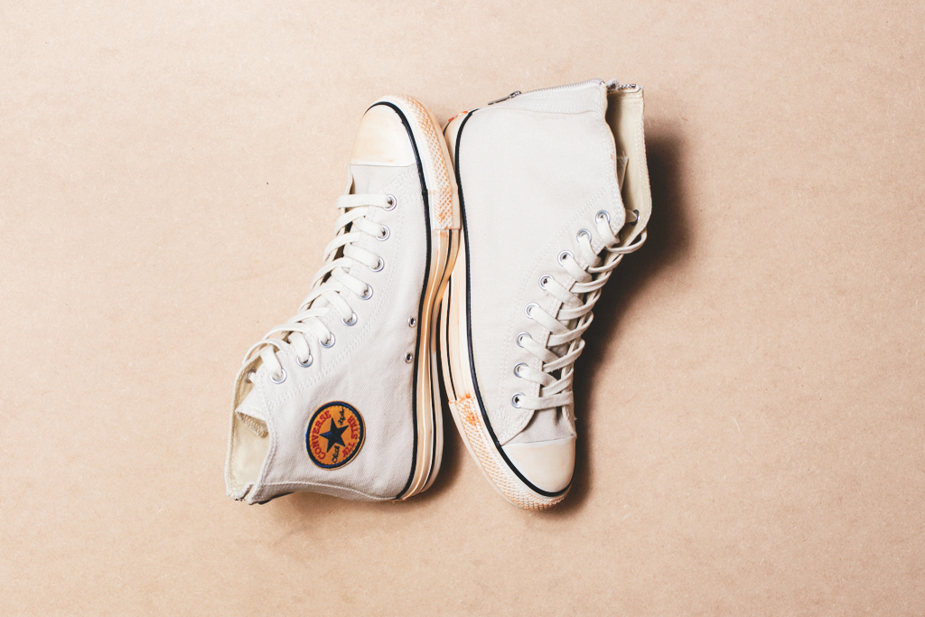 finest selection 4a919 1ccb4 Converse All Star Chuck Taylor Vintage Back Zip Hi s