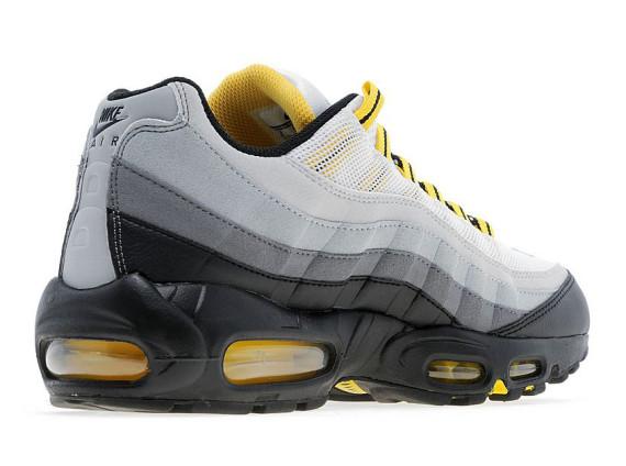 low priced d483e 034c8 Nike Air Max 95 – Grey / Black • KicksOnFire.com