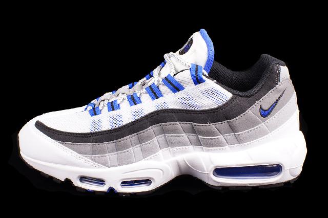 Nike Air Max 95 Hyper Cobalt •