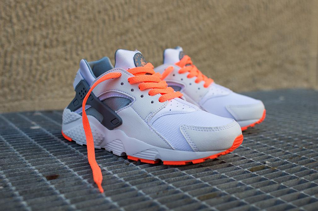 """in stock best online sells Nike Air Huarache """"Bright Mango"""" - Mango Anyone ..."""