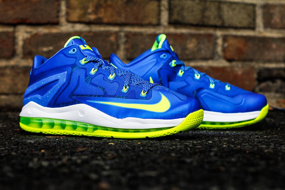 finest selection 930c2 de224 Nike LeBron 11 Low