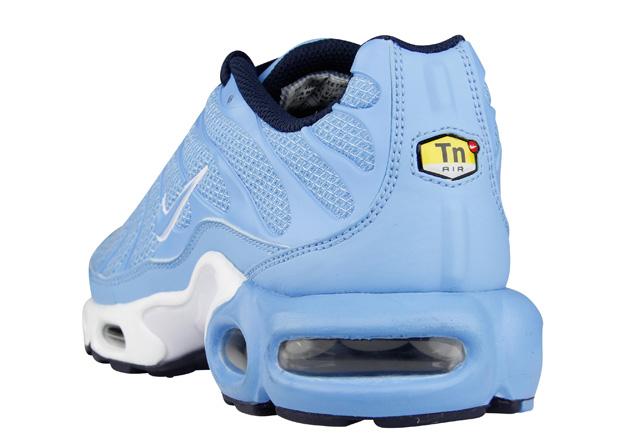 watch 4bb96 20f77 This Nike Air Max Plus Makes University Blue Look so Good ...