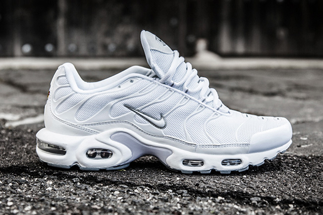 air max plus blancas
