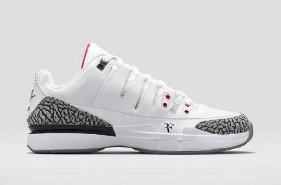 separation shoes 4ca9e d4315 The Air Jordan 3 x Nike Zoom Tour Vapor 9 AKA Roger ...