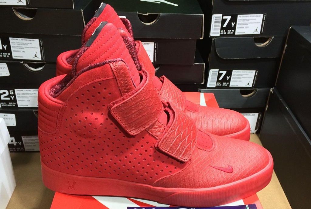 "competitive price b654b 700ae Nike Flystepper 2K3 ""Gym Red"" • KicksOnFire.com"