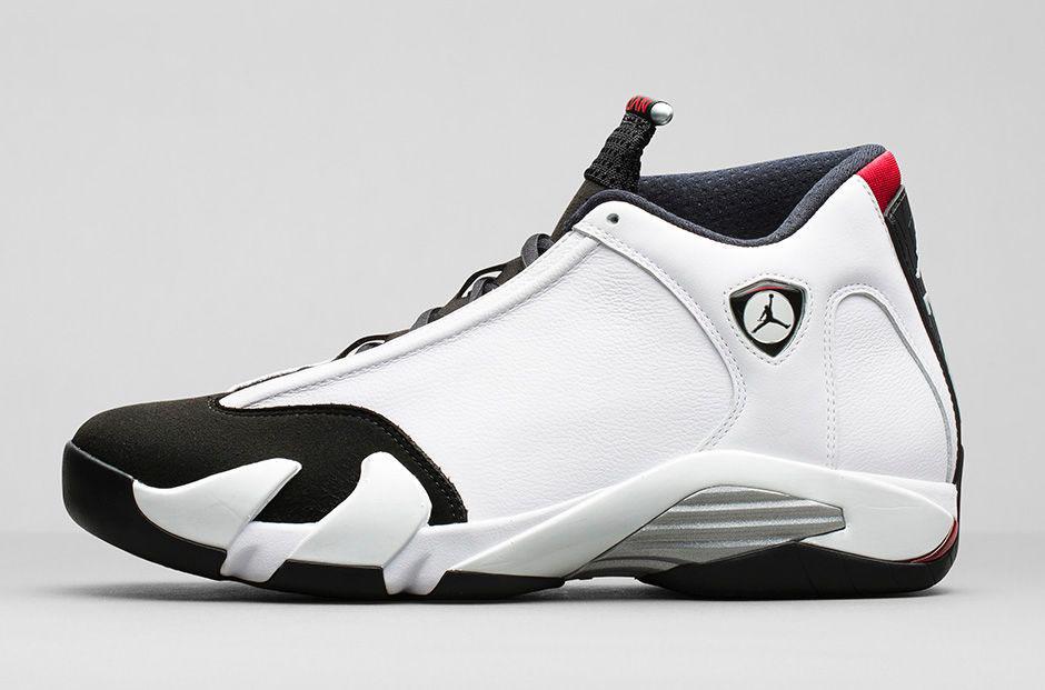new style e4bc5 ae8a2 5Air Jordan 14 Black Toe. Nike
