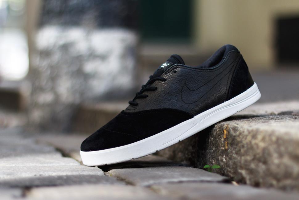 Nike SB Koston 2 - Black / Black - Light Ash Grey (4)