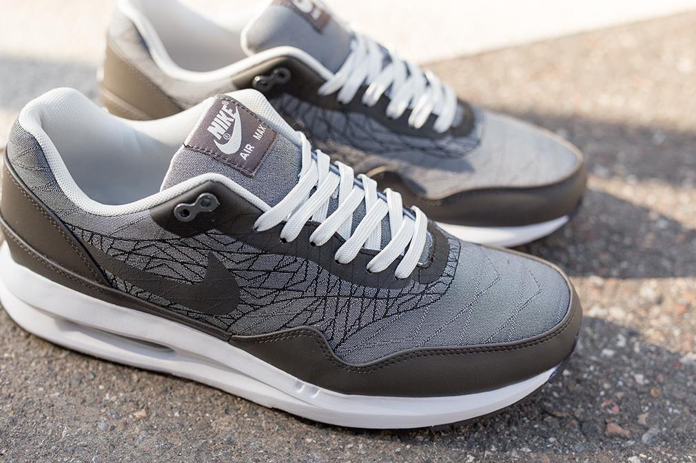 "Nike Air Max Lunar 1 Jacquard ""Ash Grey"" • KicksOnFire.com"