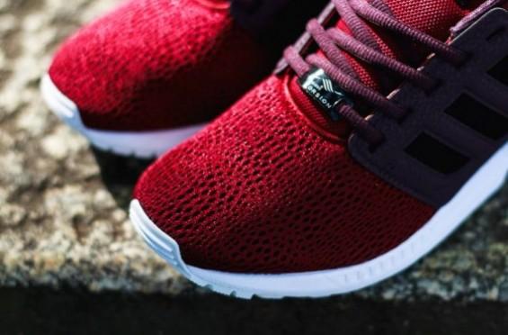 aleatorio Sucediendo fondo  adidas Originals ZX Flux 2.0 – Burgundy – Red • KicksOnFire.com