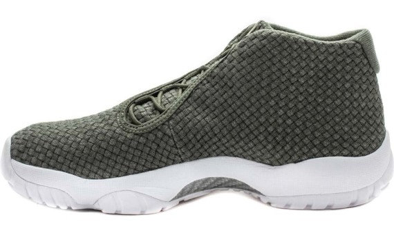 air jordan future olive green
