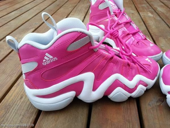 new concept 7b895 0a631 adidas Crazy 8 For Breast Cancer Awareness Month ...