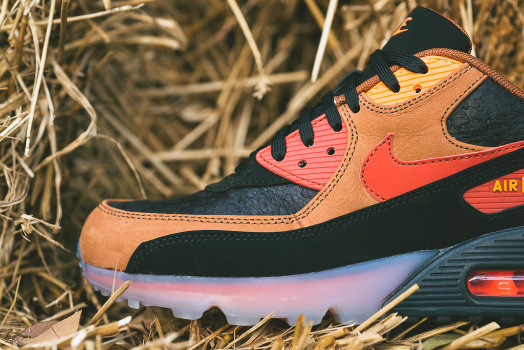 Did You Cop Yours? Nike Air Max 90 ICE
