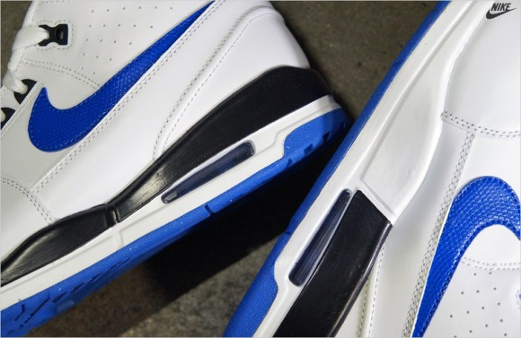 low priced c8796 91d13 For Nike s latest trick, they are getting ready to launch a shoe that was  inspired by two classic Nike basketball sneakers. The Nike Alpha Force, ...
