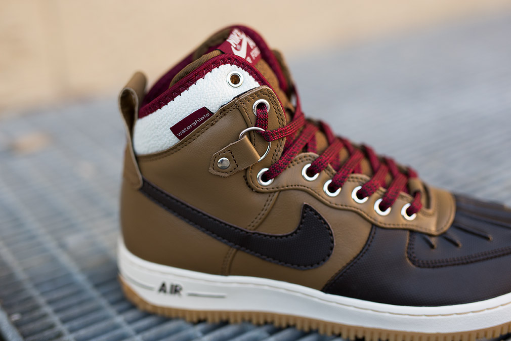 buy online dd59e 69f47 Another Option For The Winter – Nike Air Force 1 Duckboot.