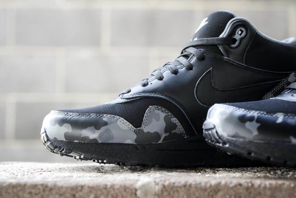 "timeless design d4a76 6f385 Nike Air Max 1 Mid FB ""Cool Grey Camo"""