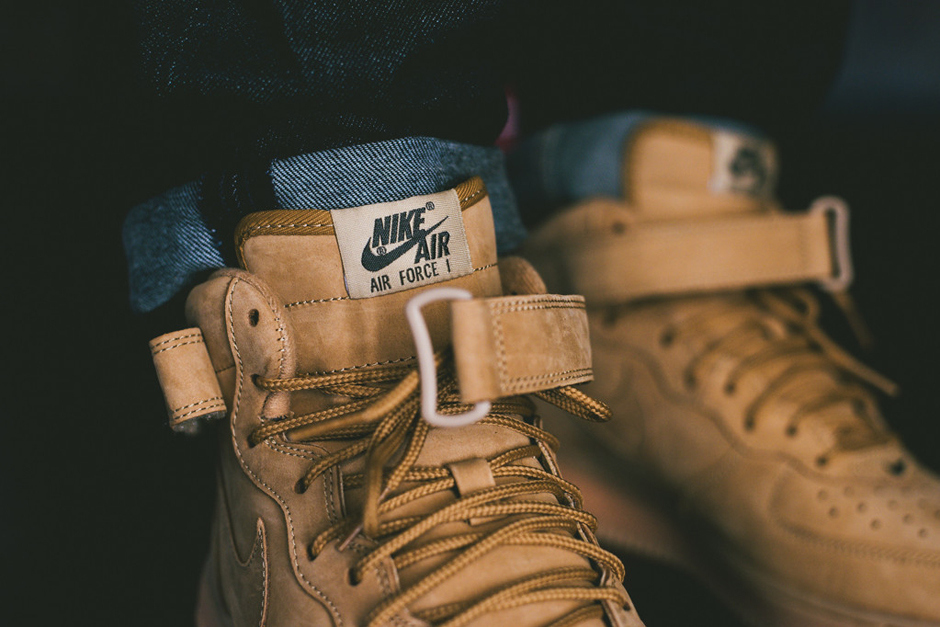 nike air force 1 homme camel