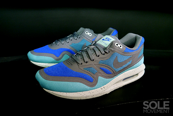Nike Air Max Lunar1 BR Hyper Cobalt Cool Grey
