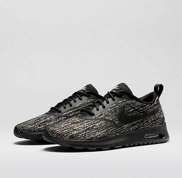 Nike WMNS Air Max Thea Jacquard - Black • KicksOnFire.com