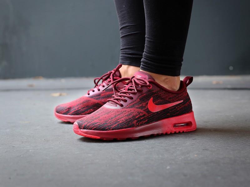 Nike Air Max Thea Jacquard Damen Nike Freizeit Schuhe
