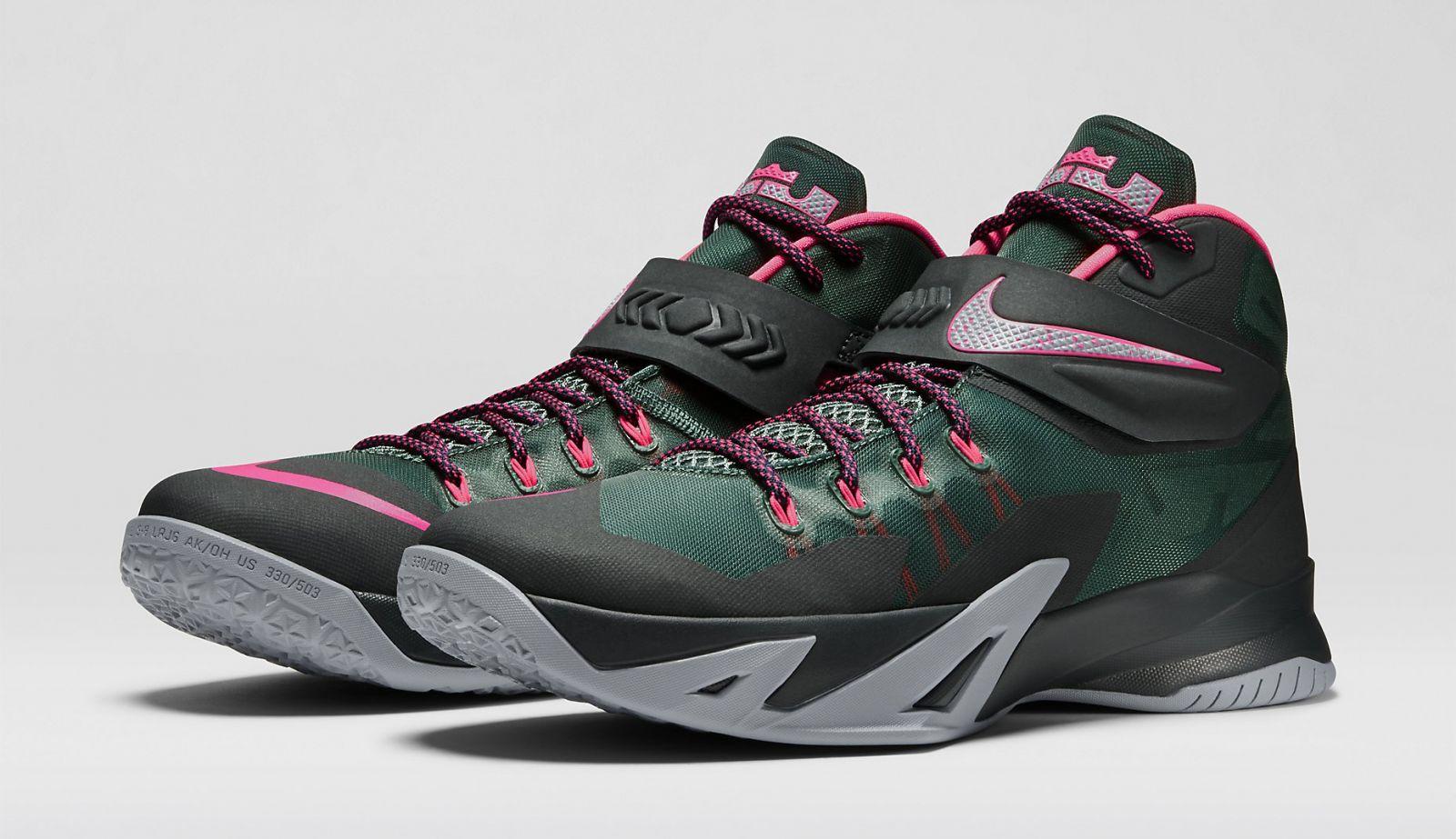 half off d9463 15497 Nike Zoom Lebron Soldier 8 • KicksOnFire.com