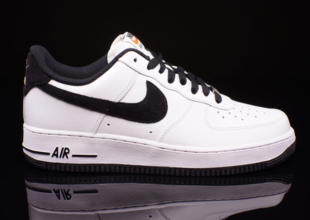 online retailer be990 18073 Talk About A Classic: Nike Air Force 1 Low - Black / White ...