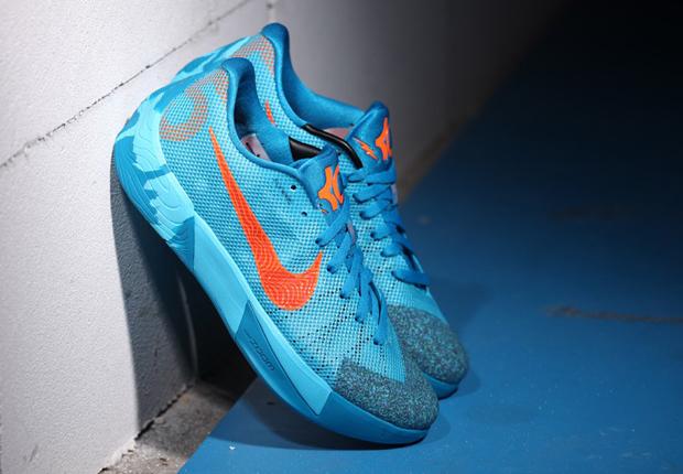 cheap for discount f0853 c957a Nike KD Trey 5 II – Clearwater   Total Orange