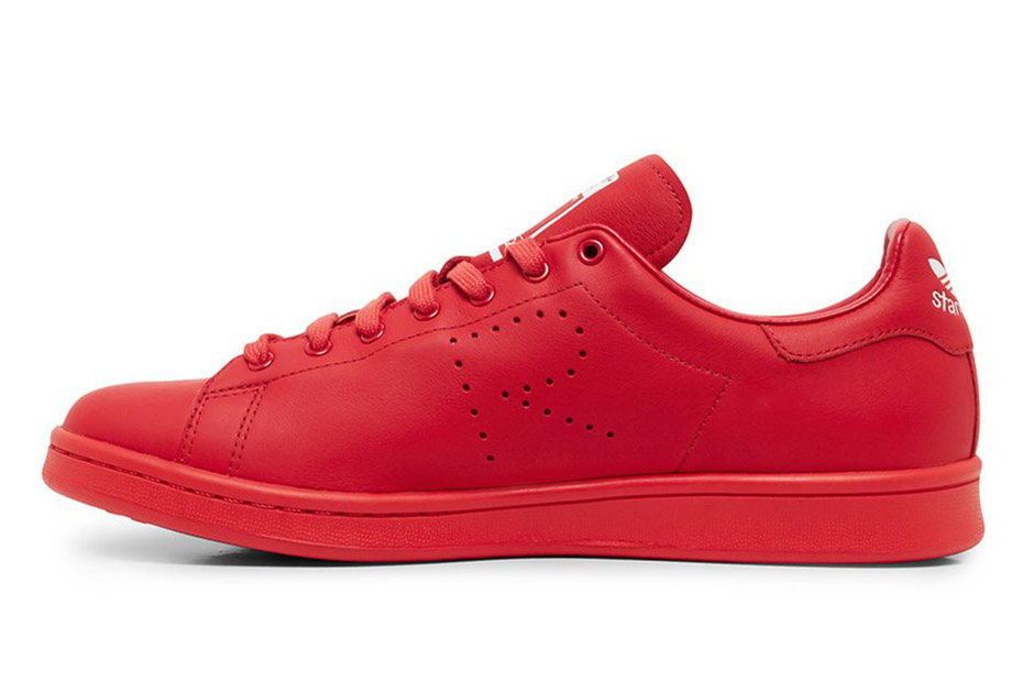 adidas stan smith rosse