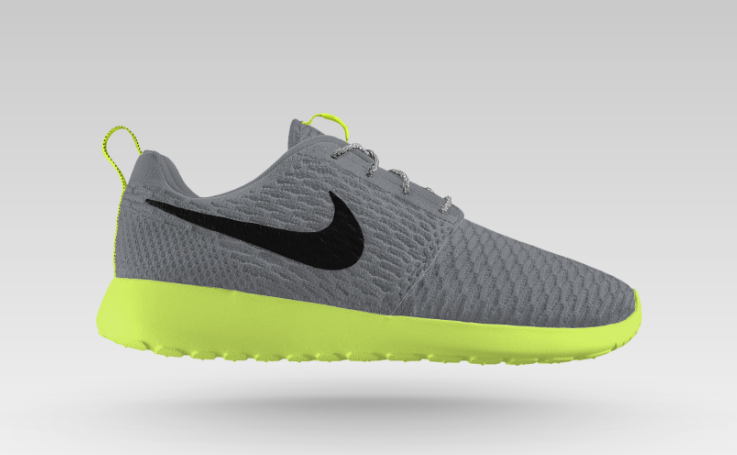 Customize Your Nike Flyknit Roshe Run iD Now .