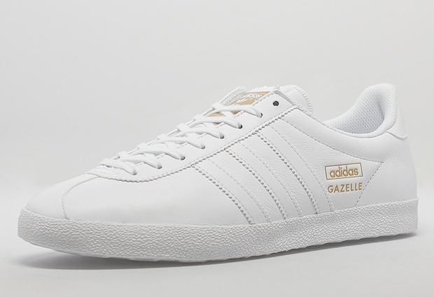 adidas gazelle femme or