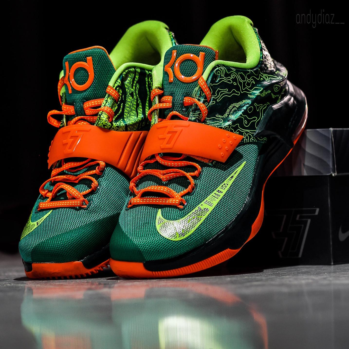 Nike KD 7 Weatherman • KicksOnFire.com